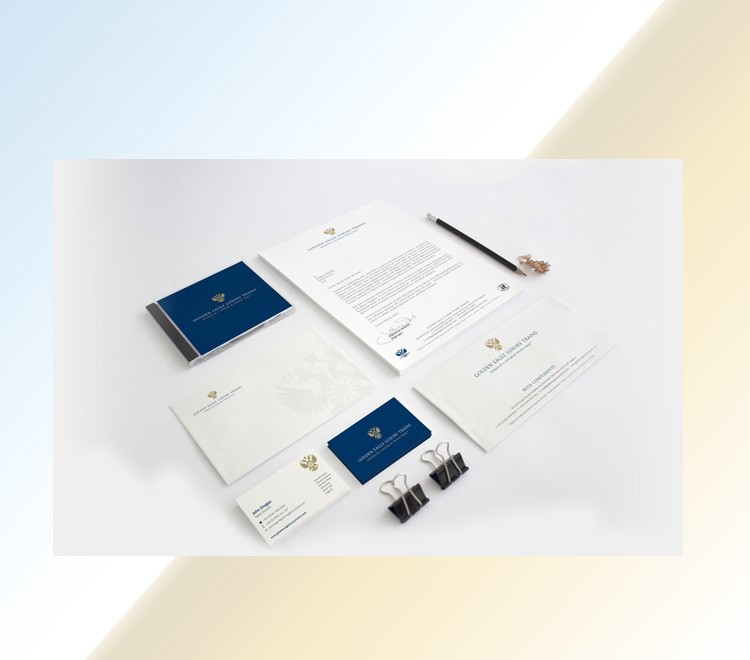 Corporate Stationery Designing