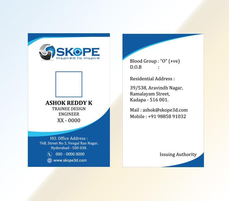 PVC Identity card ? Plastic ID card Designing & Printing